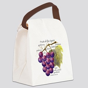 'Fruit of the Spirit' artwork by  Canvas Lunch Bag