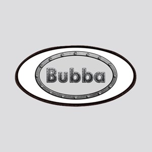 Bubba Metal Oval Patch