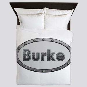 Burke Metal Oval Queen Duvet