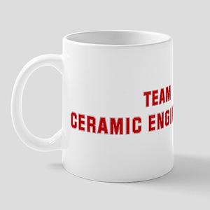 Team CERAMIC ENGINEERING Mug