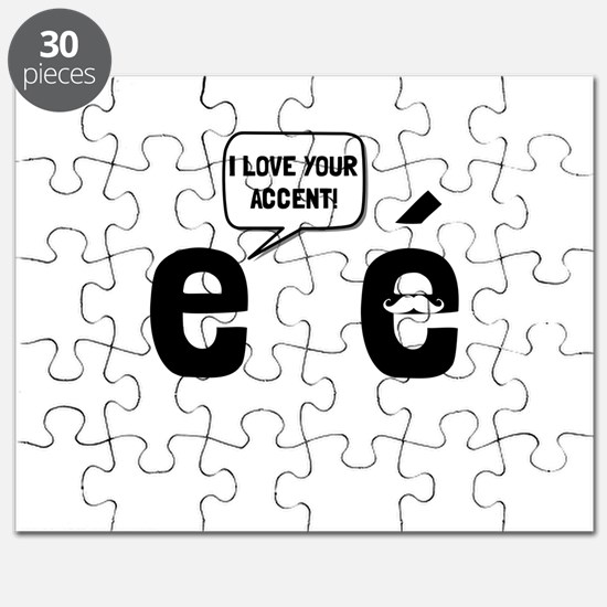 Love Accent Puzzle