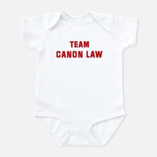 Team CANON LAW Infant Bodysuit