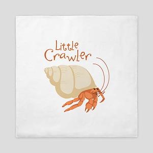 Little Crawler Queen Duvet