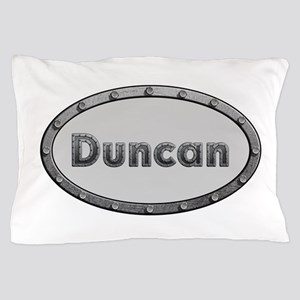 Duncan Metal Oval Pillow Case
