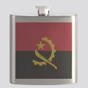 Flag of Angola Flask