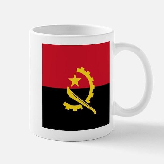 Flag of Angola Mugs