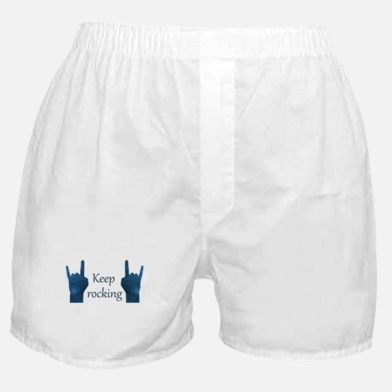 Keep rocking Boxer Shorts
