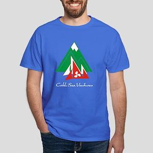 CobhSeaVentureLogo_TP_WT T-Shirt