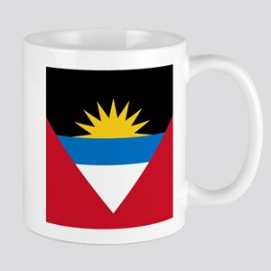 Flag of Antigua and Barbuda Mugs