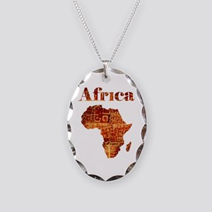 Ethnic Africa Necklace