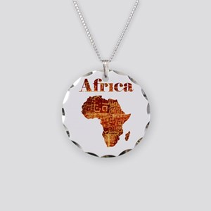 Ethnic Africa Necklace