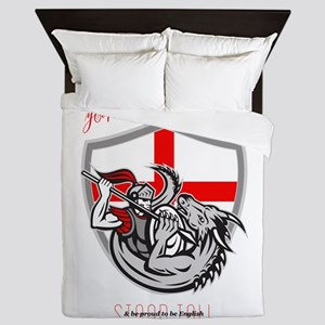 Happy St George Stand Tall Proud to be English Ret