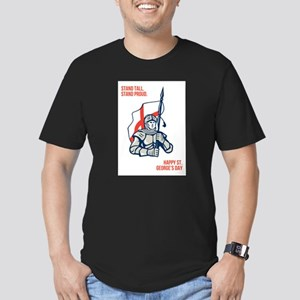 Stand Tall Proud English Happy St George Greeting