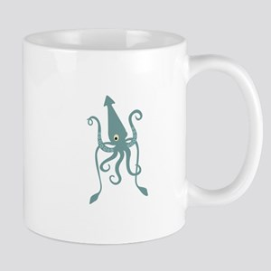 Giant Squid Mugs
