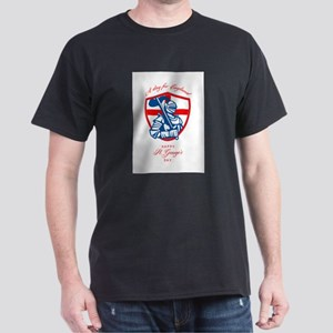 Happy St George A Day for England Greeting Card T-