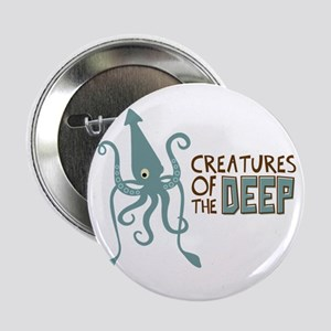 """Creatures of the Deep 2.25"""" Button"""