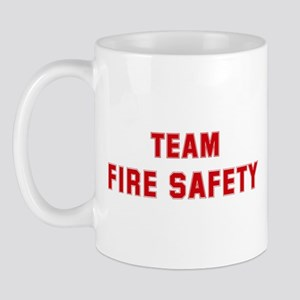 Team FIRE SAFETY Mug