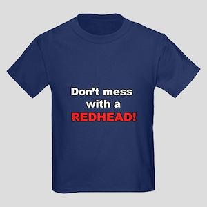 Redhead Kids Dark T-Shirt