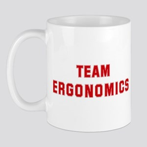 Team ERGONOMICS Mug