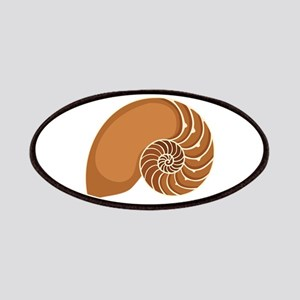 Nautilus Shell Patches
