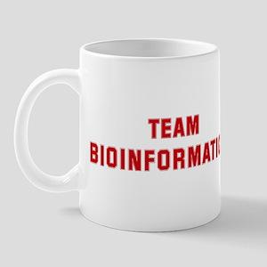 Team BIOINFORMATICS Mug