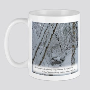 Insirational Writers Mug