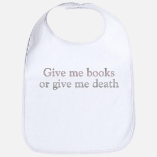 Books or Death Bib
