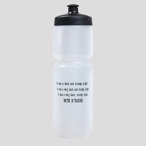 writerintraining Sports Bottle