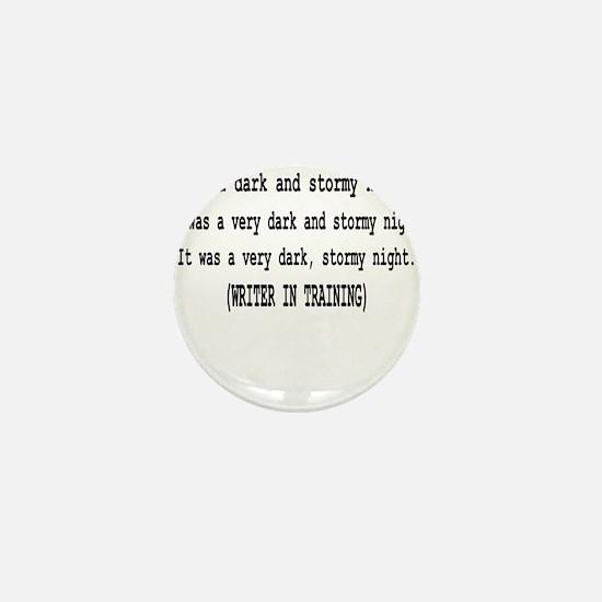 writerintraining.png Mini Button
