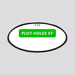 Welcome to Plot Holes St Patches