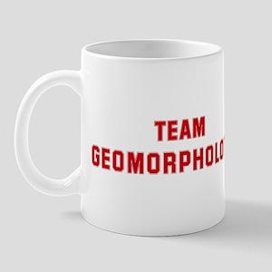 Team GEOMORPHOLOGY Mug