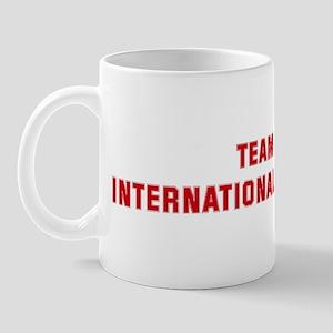 Team INTERNATIONAL STUDIES Mug