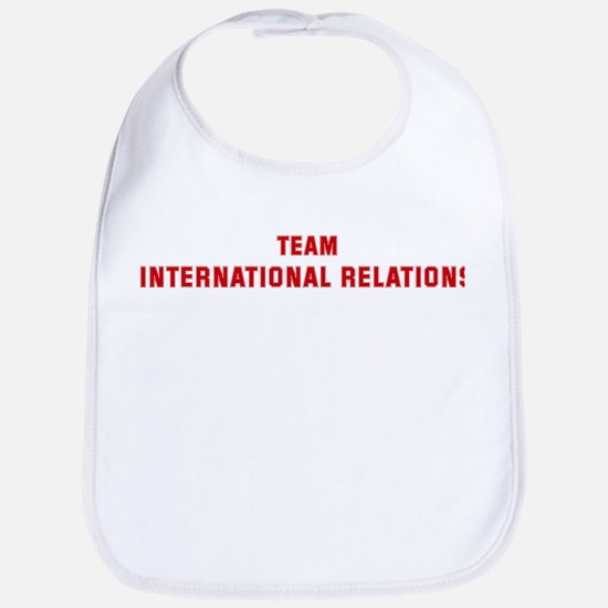 Team INTERNATIONAL RELATIONS Bib
