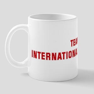 Team INTERNATIONAL RELATIONS Mug
