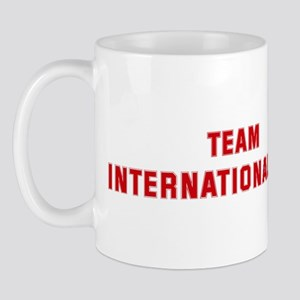 Team INTERNATIONAL LAW Mug