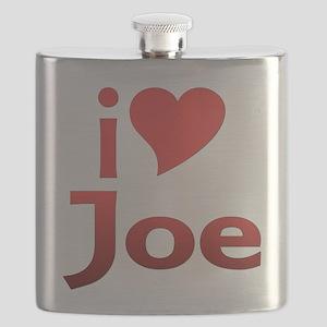 I Heart Joe Flask