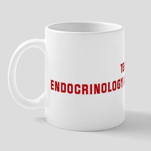 Team ENDOCRINOLOGY AND DIABET Mug