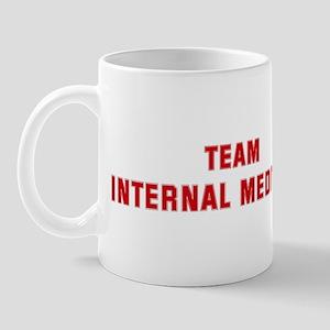 Team INTERNAL MEDICINE Mug