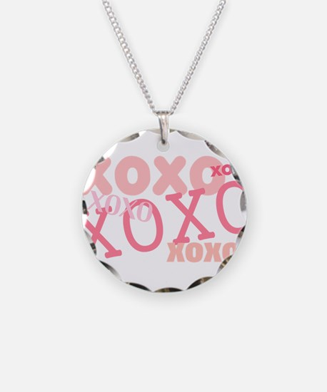 XOXO Hugs and Kisses Necklace