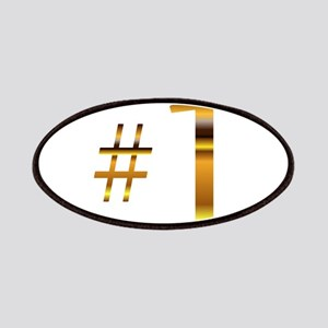 Number 1 Patches