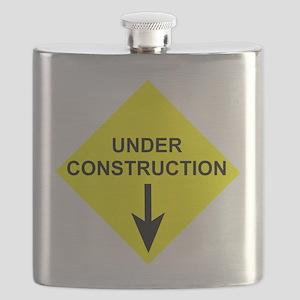 Under Construction Flask