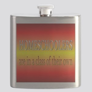 Homeschoolers are in a class of their own Flask