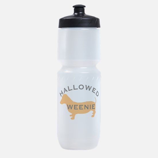 Halloween Hallowed Weenie Dac Sports Bottle