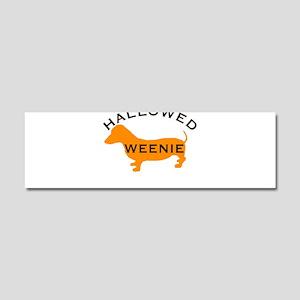 Halloween Hallowed Weenie Dac Car Magnet 10 x 3