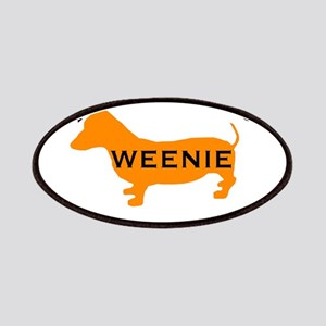 Halloween Hallowed Weenie Dac Patches