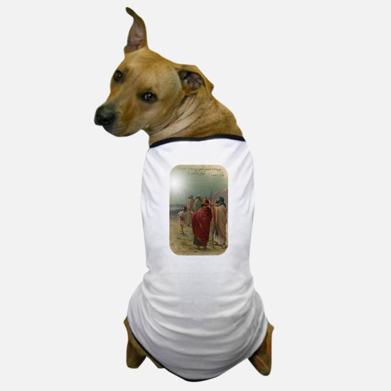 Christmas Shepherds Star Dog T-Shirt