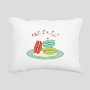 Ooh la la! Rectangular Canvas Pillow