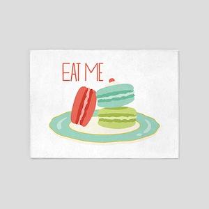 EAT ME 5'x7'Area Rug