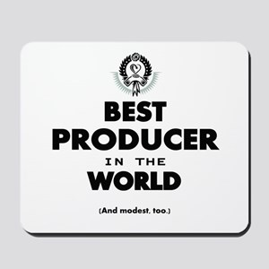 Best Producer in the World Mousepad