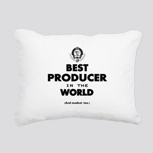 Best Producer in the World Rectangular Canvas Pill